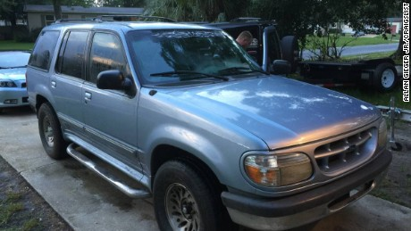 Tough love: Dad puts disrespectful son's SUV on Craigslist