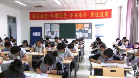 Can you pass China's grueling college entrance exam?