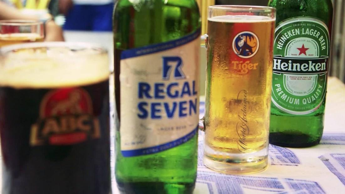 Heineken taps into Myanmar's beer market