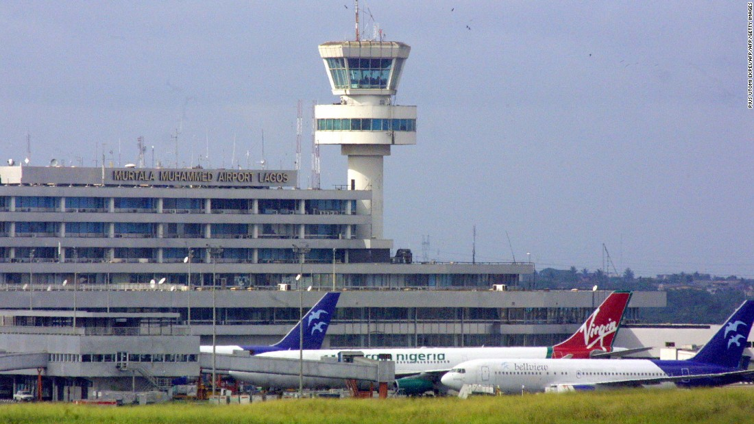 """Murtala Mohammed International Airport in Lagos, where United Airlines recently announced it won't fly to anymore. Nigeria is said to owe airlines nearly $600 million in airline fares, according to the <a href=""""http://www.iata.org/pressroom/pr/Pages/2016-06-02-03.aspx"""" target=""""_blank"""">International Air Transport Association</a>."""