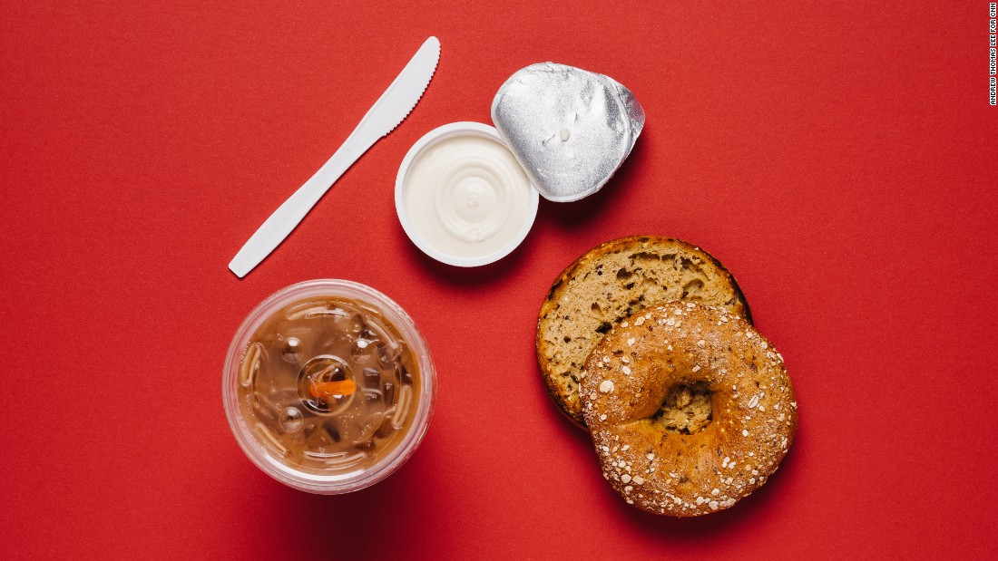 Dunkin' Donuts' menu, as curated by a nutritionist - CNN.com