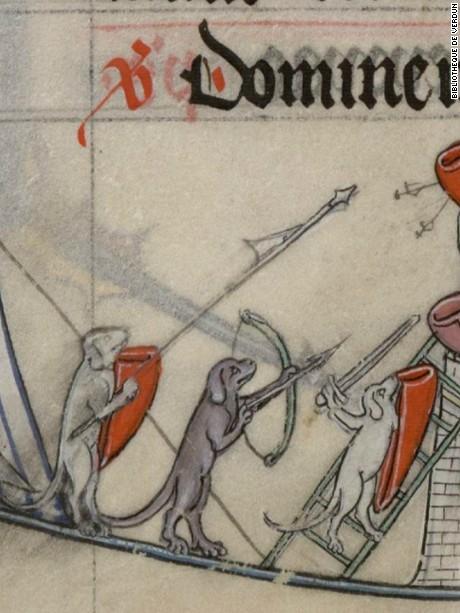 Ms 107, Bréviaire de Renaud de Bar (1302-1304), fol.-89r-137v, Bibliothèque de Verdun ( Meuse )