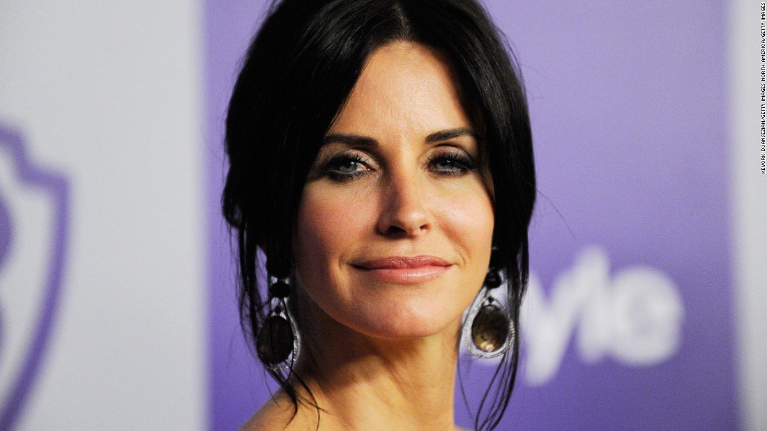 Courteney Cox, best known for her role as Monica on <em>Friends</em>, briefly studied architecture at Mount Vernon College in Washington, D.C.