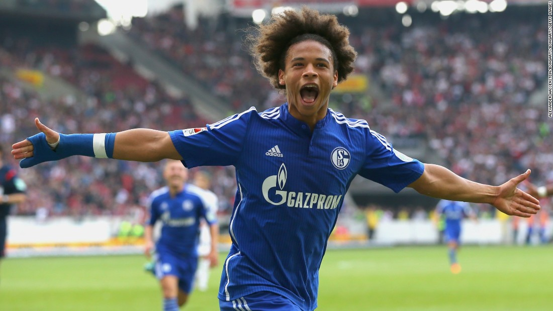 A week earlier, Leroy Sane had become Pep Guardiola's fifth Manchester City signing, joining from Schalke for a reported fee of $49 million. The 20-year-old made one appearance at Euro 2016, as a substitute in Germany's semifinal defeat by France.