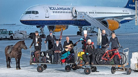Icelandair Stopover Buddy program