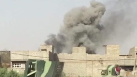 iraqi forces retake fallujah ben wedeman_00002004.jpg