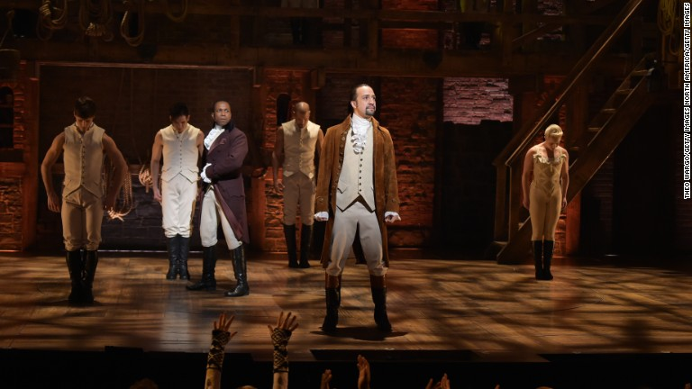Why 'Hamilton' became a phenomenon