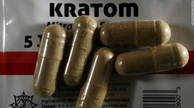 Kratom is used by people with chronic pain or when weaning off opioids or alcohol.