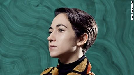 Portrait of Delfina Delettrez at her store - Rafael de Cardenas
