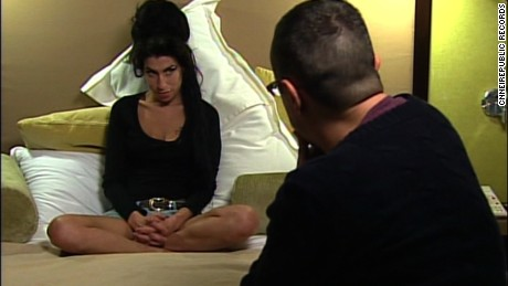 ####2007-06-23 00:00:00 Shot 06/23/2007.## Interview with singer AMY WINEHOUSE## CNNE LIB##