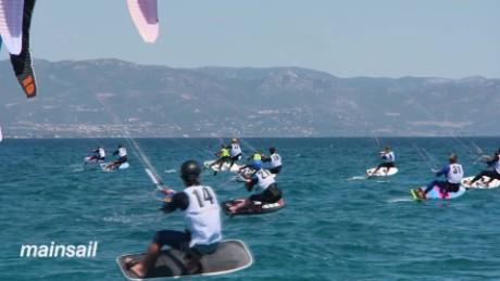 mainsail kite foil european championships spc b_00011920