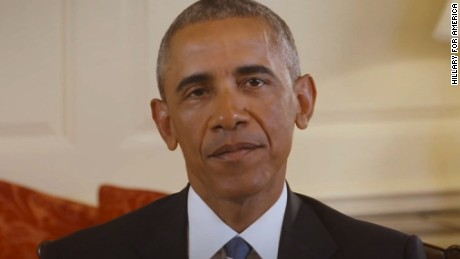 title: President Barack Obama endorses Hillary Clinton for president   Hillary Clinton  duration: 00:03:16  site: Youtube  author: null  published: Thu Jun 09 2016 13:51:38 GMT-0400 (Eastern Daylight Time)  intervention: no  description: SUBSCRIBE for the latest news and updates from the Hillary Clinton campaign ? http://hrc.io/1IoVaSK  Text IN to 47246  Watch more videos from Hillary Clinton!? https://www.youtube.com/watch?v=_ZwguLJVxsM&index=1&list=PLt9jO9QkAAocHqyifNQaGPR-9jipern-b     Stay connected with the campaign.  Subscribe on YouTube ? http://hrc.io/1JUHnFa  Like us on Facebook ? http://hrc.io/1cXY8Cx  Follow us on Twitter ? http://hrc.io/1LFY7z9  Follow us on Instagram ? http://hrc.io/1MdkRtE  Pin with us on Pinterest ? http://hrc.io/1Hu3ehd