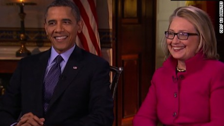Obama and Hillary: How Far They've Come