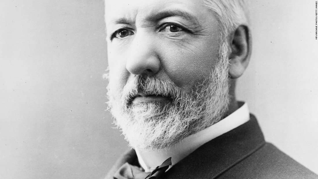 James Blaine served as secretary of state under James Garfield until shortly after Garfield's assassination. Blaine lost his bid at the presidency to Democrat Grover Cleveland but then served as secretary of state a second time under Cleveland's successor, Benjamin Harrison. He made a final unsuccessful run for the White House in 1892.