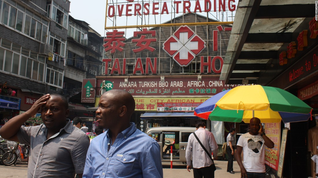 Dengfeng was a melting pot for African migrants, as well as internal migrants from across China, doing business in Guangzhou.
