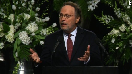 billy crystal muhammad ali memorial sot