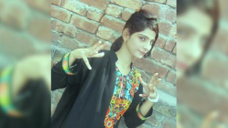 cnnee pkg clarissa ward asesinato zeenat rafique pakistan_00000422