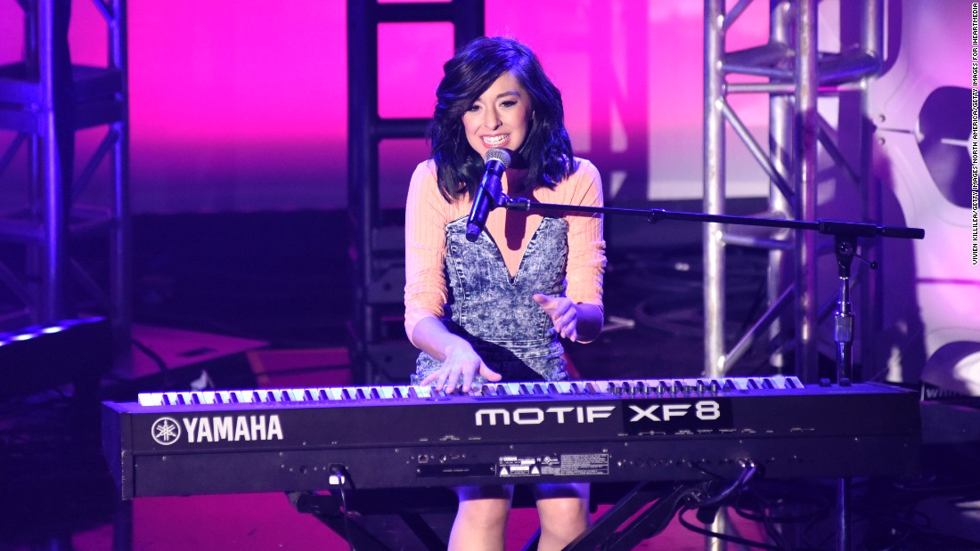"Singer <a href=""http://www.cnn.com/2016/06/11/entertainment/orlando-christina-grimmie-shot/index.html"" target=""_blank"">Christina Grimmie</a> died Saturday, June 11, from gunshot wounds. The 22-year-old singer, who finished third on season 6 of ""The Voice"" on NBC, was shot while signing autographs after a concert in Orlando."