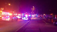 A shooting and multiple injuries were reported at Pulse nightclub in Orlando.