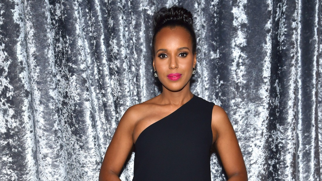 """Scandal"" star Kerry Washington joined Ellen Pompeo of ""Grey's Anatomy"" and Viola Davis of ""How to Get Away With Murder"" -- along with their boss, Shonda Rhimes -- <a href=""https://www.youtube.com/watch?v=111MTs7MGuw"" target=""_blank"">in a video endorsing Clinton. </a>"