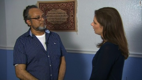 orlando shooter mosque member burnette intv