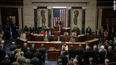 democrats chant wheres the bill orlando shooting _00003417