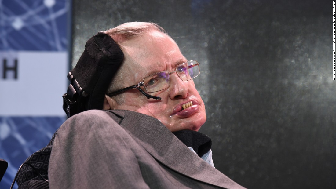 Stephen Hawking's thesis crashes Cambridge website