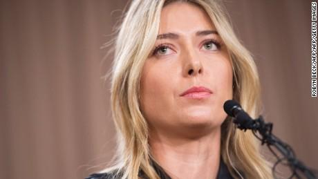 Head CEO: Sharapova ban has element of 'Russia bashing'