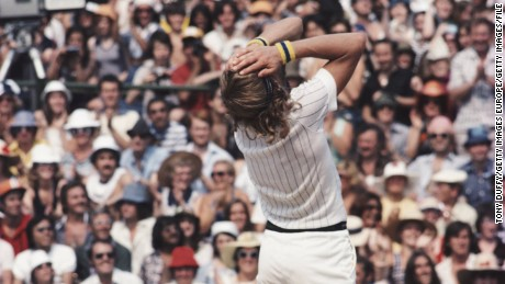 Borg shocked by 'crazy tennis parents'