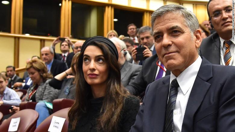 Clooney lends star power to expose war profiteering