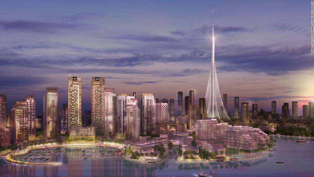The building will hold ten observation decks in its oval-shaped peak. One deck will offer a 360-degree view of the city. <br /><strong><br />Height: </strong>928m (3,044ft) <strong><br />Architect: </strong>Santiago Calatrava