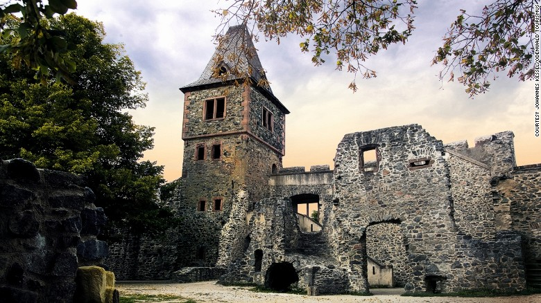 "Two centuries after author Mary Shelley conceived ""Frankenstein,"" its gothic echoes can still be found across Europe. Castle Frankenstein near Darmstadt, Germany, was the birthplace of alchemist Conrad Dippel, whose purported experiments on the human bodies may have inspired Shelley."
