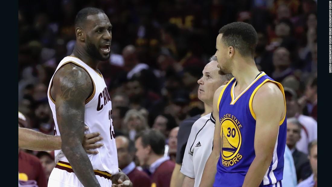 NBA Finals: Curry, James legacies riding on Game 7 - CNN.com