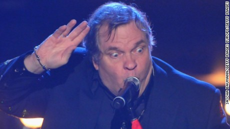 """FRIEDRICHSHAFEN, GERMANY - DECEMBER 03:  Meat Loaf performs during the 199th """"Wetten dass...?"""" show at the Rothaus Hall on December 3, 2011 in Friedrichshafen, Germany. After 24 years host Thomas Gottschalk terminates today his career as """"Wetten dass...?"""" moderator.  (Photo by Sascha Baumann/Getty Images)"""