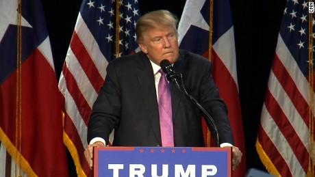 TX: Donald Trump Rally