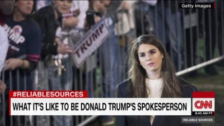 Meet Trump's press-shy press secretary _00013517.jpg