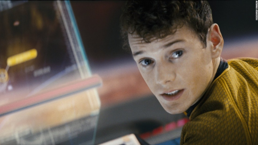 "<a href=""http://www.cnn.com/2016/06/19/entertainment/actor-anton-yelchin-killed/index.html"" target=""_blank"">Anton Yelchin</a>, who played Pavel Chekov in the most recent ""Star Trek"" movies, died early Sunday, June 19, after being pinned against a brick pillar when his car rolled backward, Los Angeles police said. He was 27."