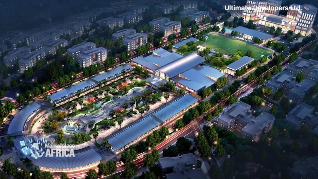 Rwanda's vision City to house 25,000