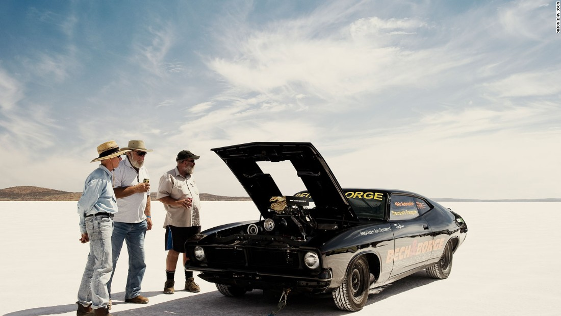 The country's vast open spaces and strong domestic manufacturing industry helped fuel a love of fast, modified cars among many Australians, especially those who live in rural areas.