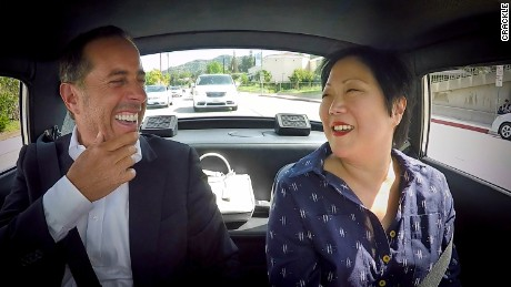 Extreme Comedians In Cars Getting Coffee