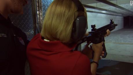 Florida shooting range Kaye pkg