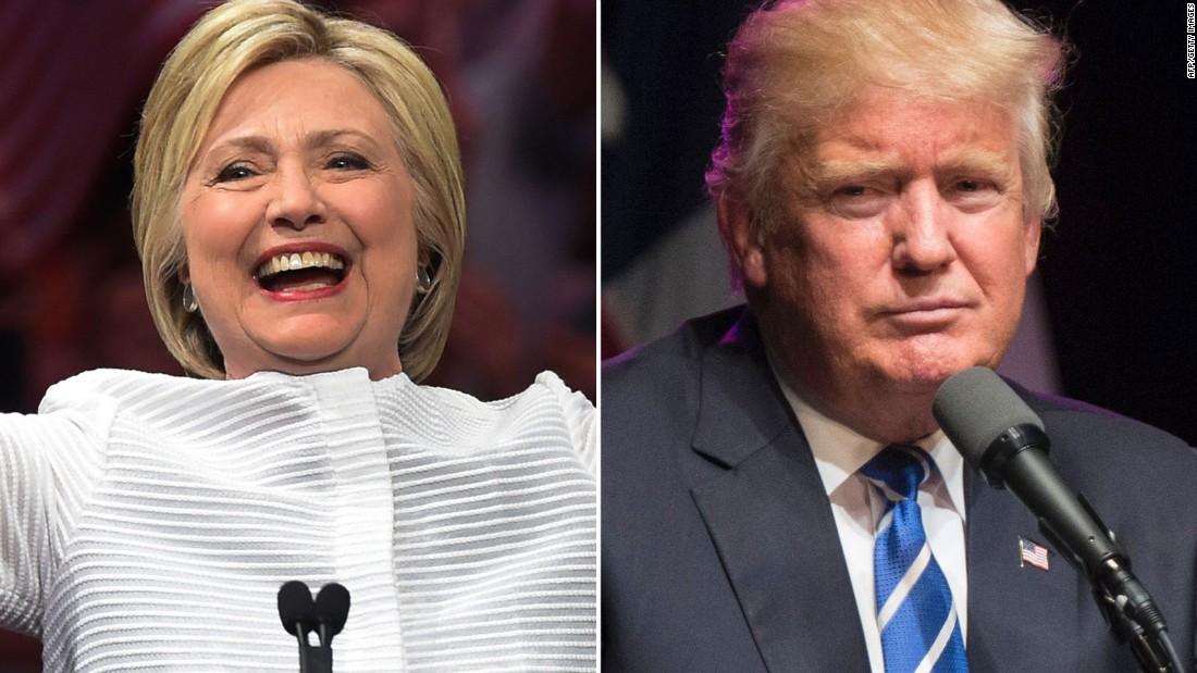Clinton ad knocks Trump over Brexit response