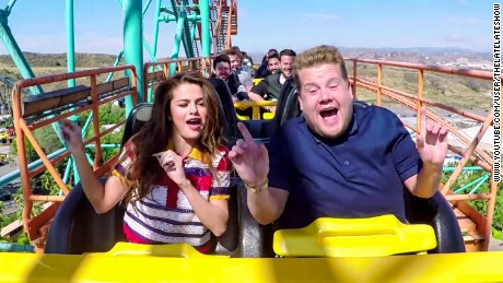 james corden selena gomez