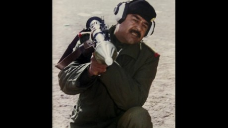 The search for Saddam Hussein