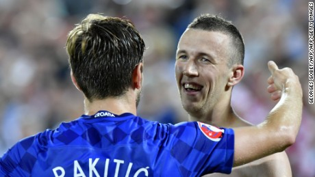 Croatia boasts a handful of star players including Ivan Perisic and Ivan Rakitic.