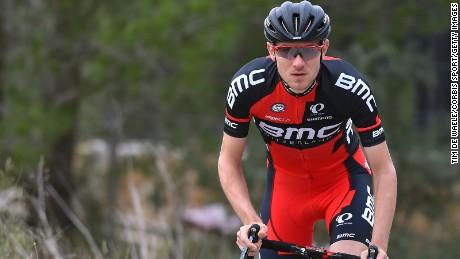 BMC Racing Team member, Tejay van Garderen