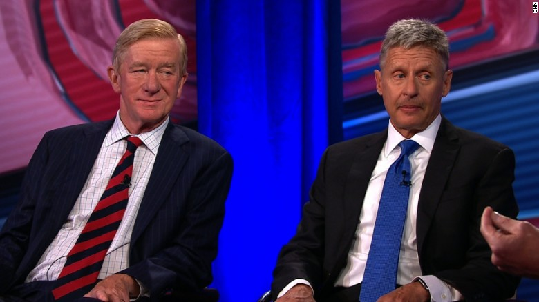 Johnson on running mate's possible dropout