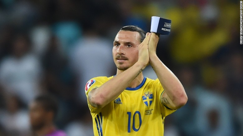 Zlatan Ibrahimovic: As a person I'm '20 out of 10'