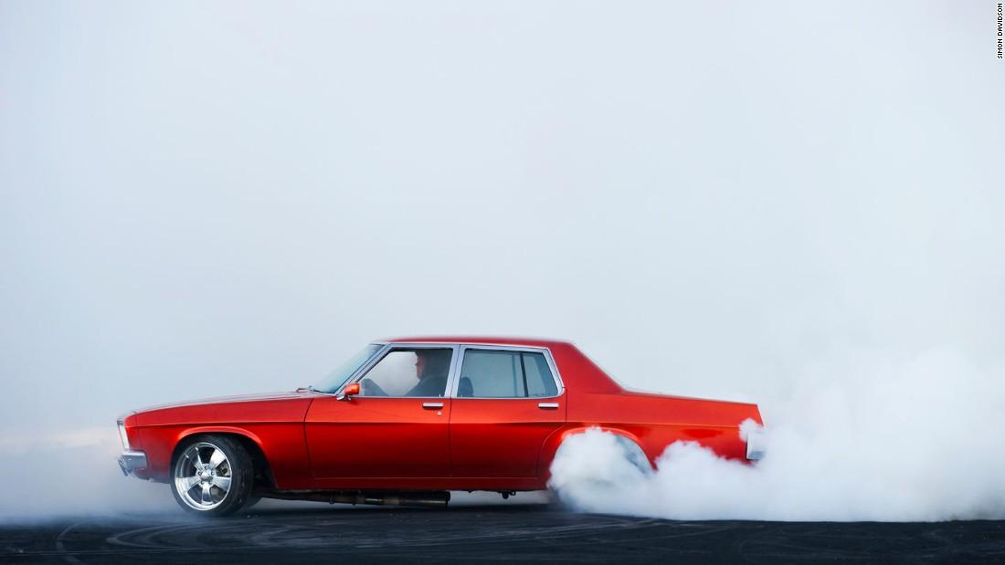 There are entire car events held in Australia around burnouts.