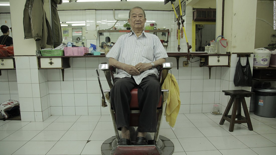 Barber World : Nomad barber: The worlds most adventurous haircuts - CNN.com